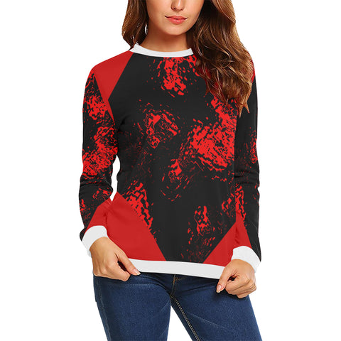 Kalent Zaiz Autumn Women's Sweatshirt /designed by Kalent Zaiz