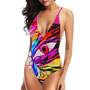 We have some exciting news to share! Since the demand was so high, we decide to create a new colorful one-piece swimsuit.