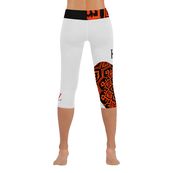 Women's Dove Capri Leggings