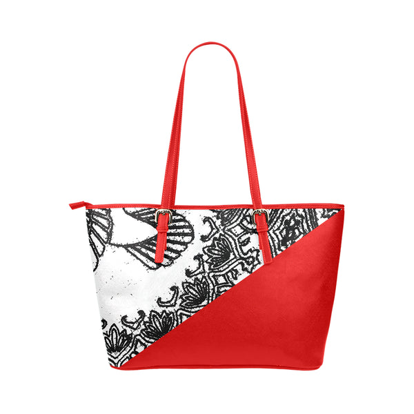 Kalent Zaiz Women Shoulder Red Dove Fashionable PU Leather Bag for Casual Outings