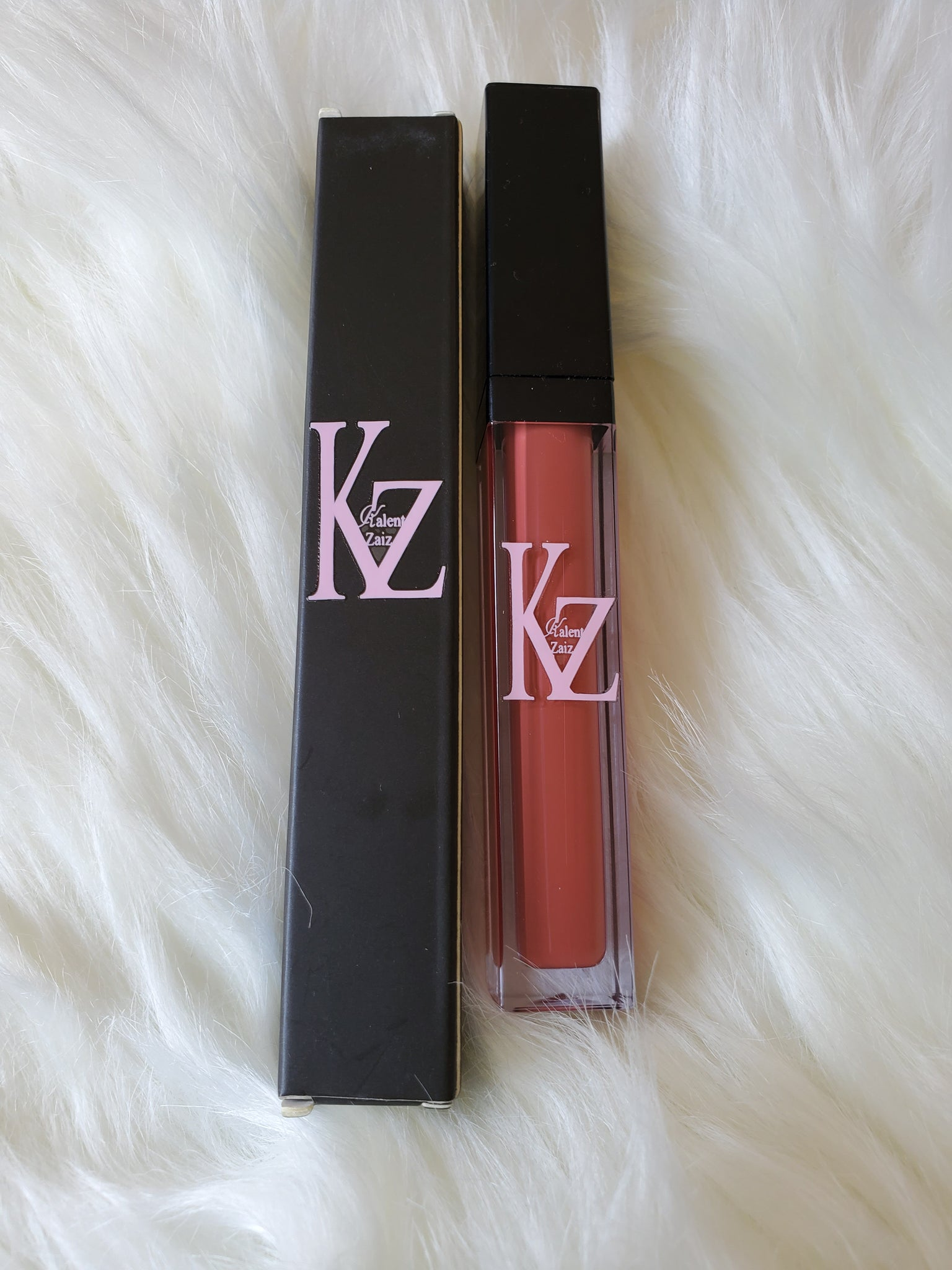 Kalent Zaiz Hot Blooded Liquid Matte lipstick #4 (Free Shipping to USA)