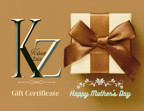 Happy Mother's Day (Gift Certificate)