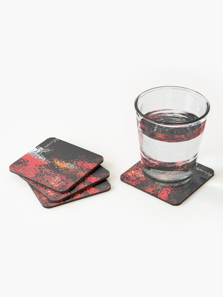 The Soul Mystic Coasters (Set of 4)
