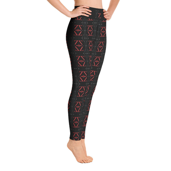 Kalent Zaiz Signature Yoga Pants  Super soft, stretchy and comfortable yoga leggings. Order these to make sure your next yoga session is the best one ever!