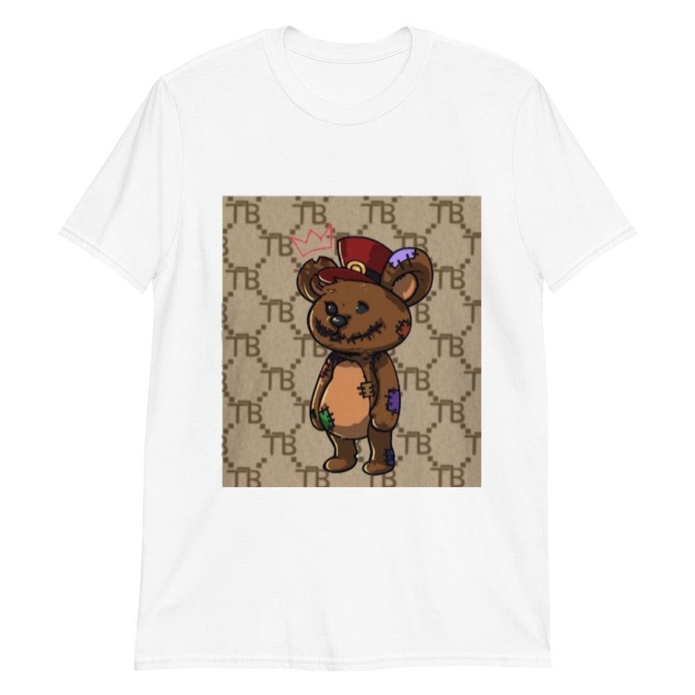 TLB A King is Still a King Patch Teddy Unisex T-Shirt