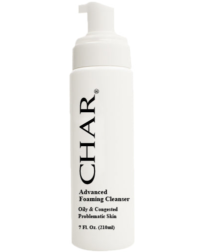 Advanced Foaming Cleanser (7fl oz) Char Skincare
