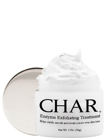 Enzyme Exfoliating Treatment (2oz) Char Skincare