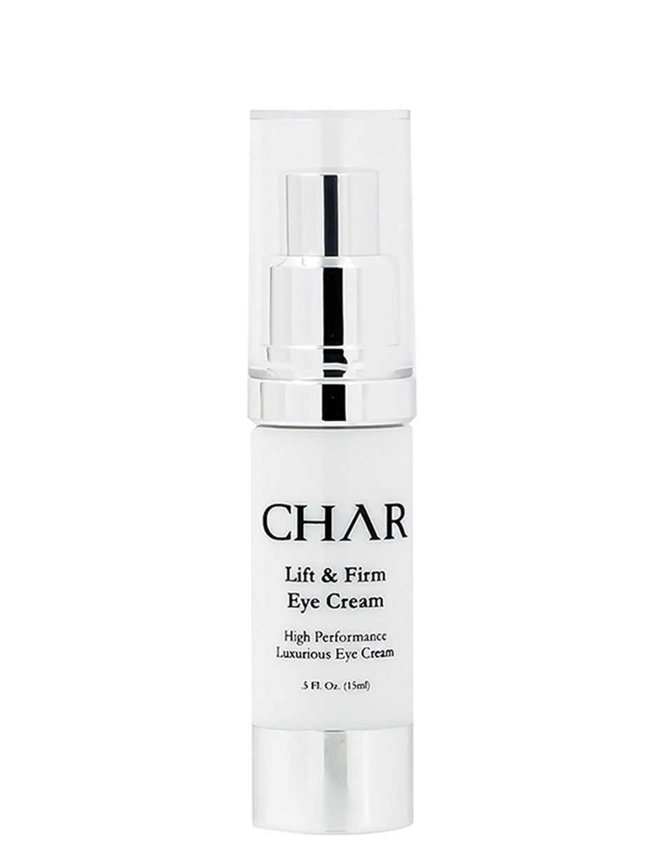 Lift & Firm Eye Cream Char Skincare