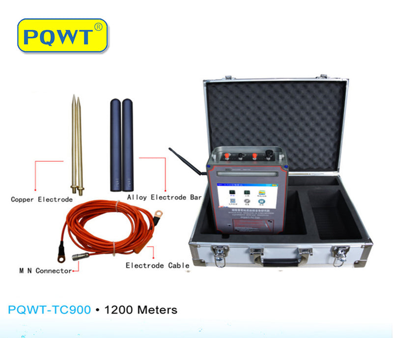 PQWT-WT900·1200 Meters Mine Locator