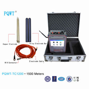PQWT-TC1200·1500 Meters Automatic Mapping Underground Water Detector