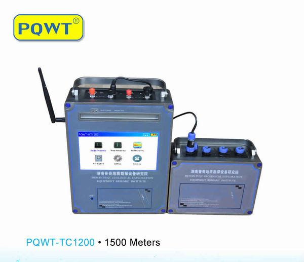 PQWT-WT1200·1500 Meters Mine Locator