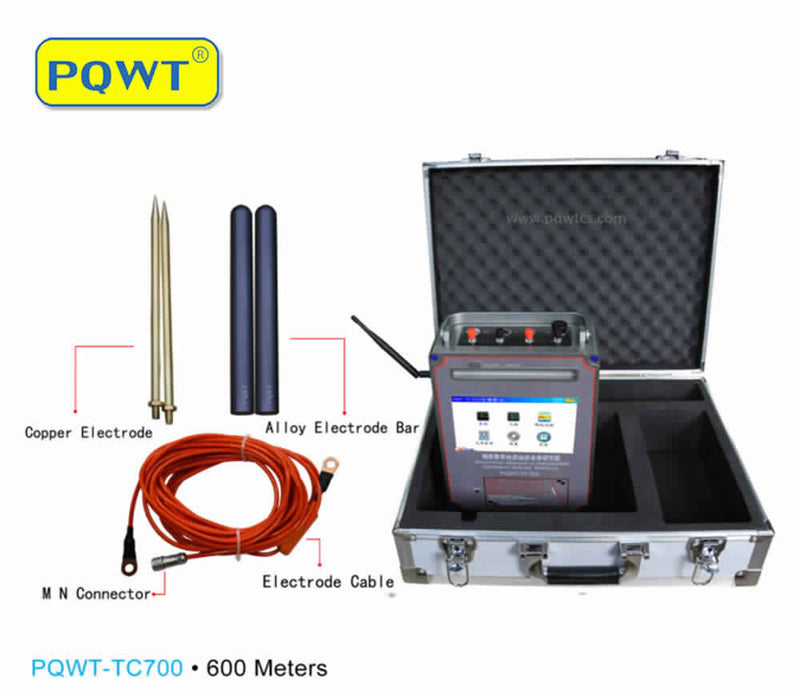 PQWT-WT700·600 Meters Mine Locator