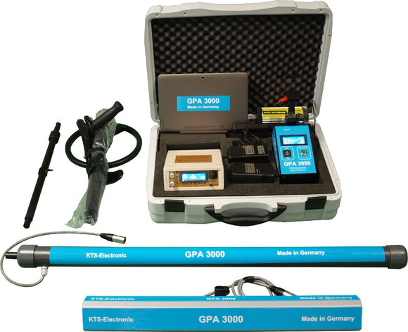 KTS GPA 3000 Gold Scanner 3D Metal Detector