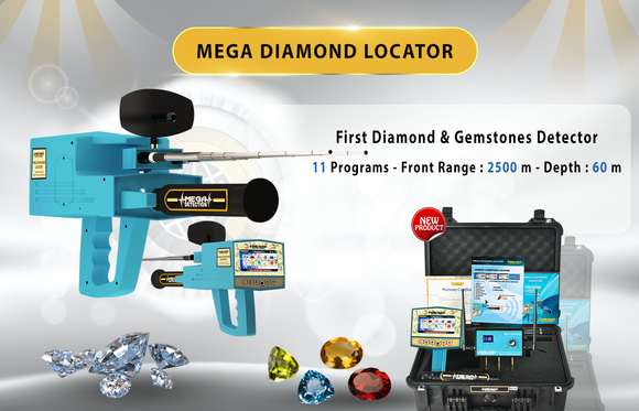 MEGA DIAMOND LOCATOR