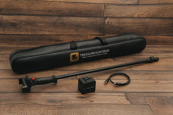Golden Eye Plus 3D Metal Detector