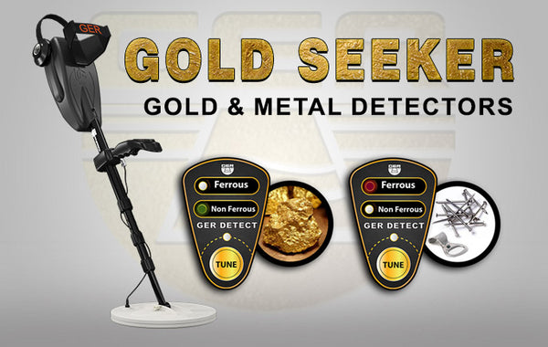 GOLD SEEKER device GOLD SEEKER with Pulse Induction System