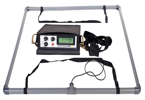 Loop Pulse Chaser Pulse Induction Metal Detector