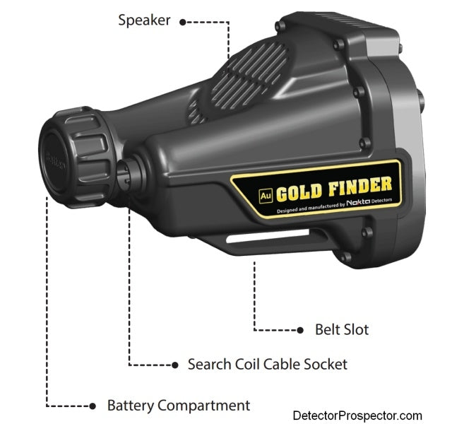 Nokta Makro AU Gold Finder Metal Detector