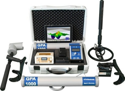 KTS GPA 1000 Gold Detector & 3D Ground Scanner