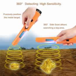 GP-Pointer Gold Metal Detector Pin pointer Gold nuggets and coin hunting