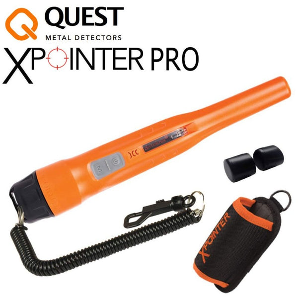 Quest XPointer Pro Metal Detector