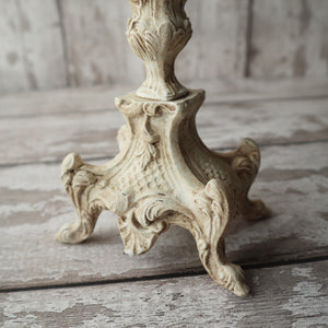 French Vintage Chic Candelabra Candlestick