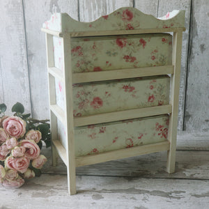 Fabric Chest of Drawers *Limited Edition*