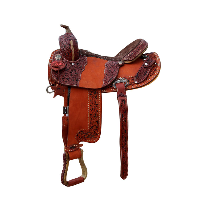Alamo Saddlery KT Synergy Elite Balance Ride