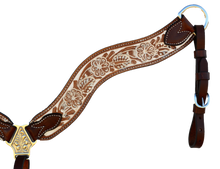 Load image into Gallery viewer, Alamo Saddlery IRO Wave Breast Collar