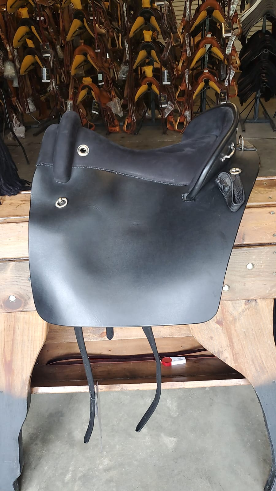 DP Saddlery Relvas 1124