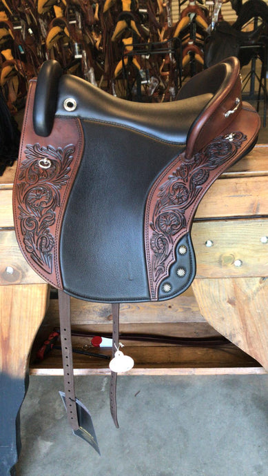 DP Saddlery Ronda Deluxe 4406