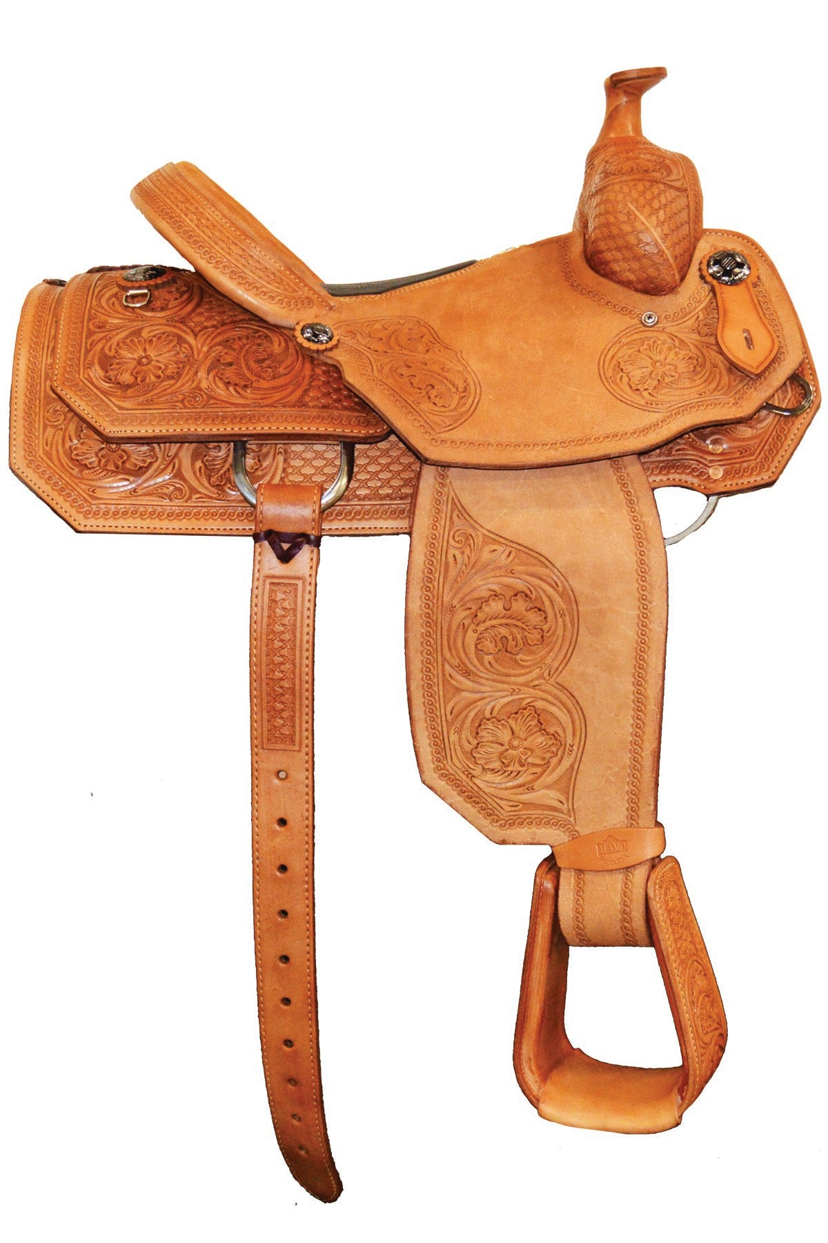 SD-10 Roper Saddle