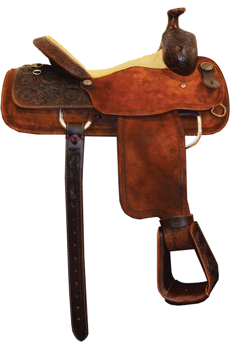 SD-15 Roper Saddle