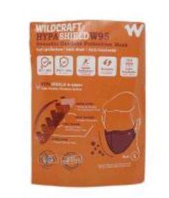 WILDCRAFT W95 MASK HYPA SHIELD