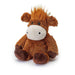 Warmies highland cow heatable soft toy