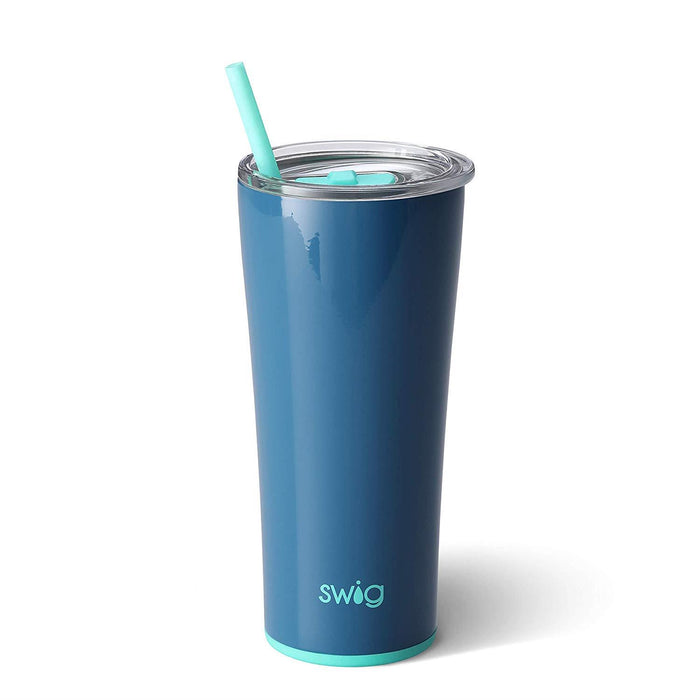 Swig Life Reusable Eco-Friendly Travel Tumbler With Insulated Stainless Steel & Non-Slip Base 625ml