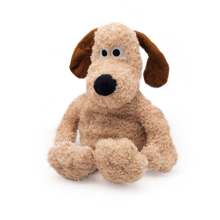 Warmies Mircowavable Heat Up Scented Soft Cuddly Plush Toy Gromit Character