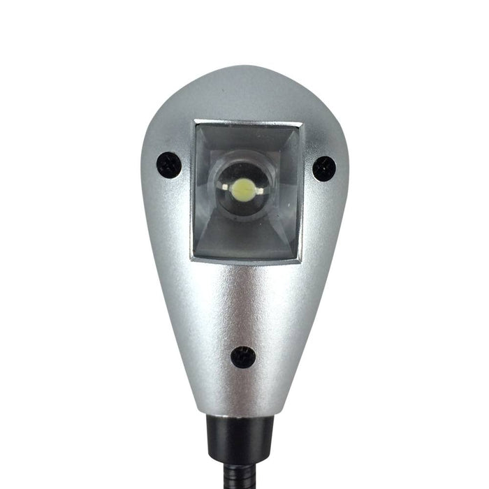 Mighty Bright Xtraflex LED Craft Light Silver