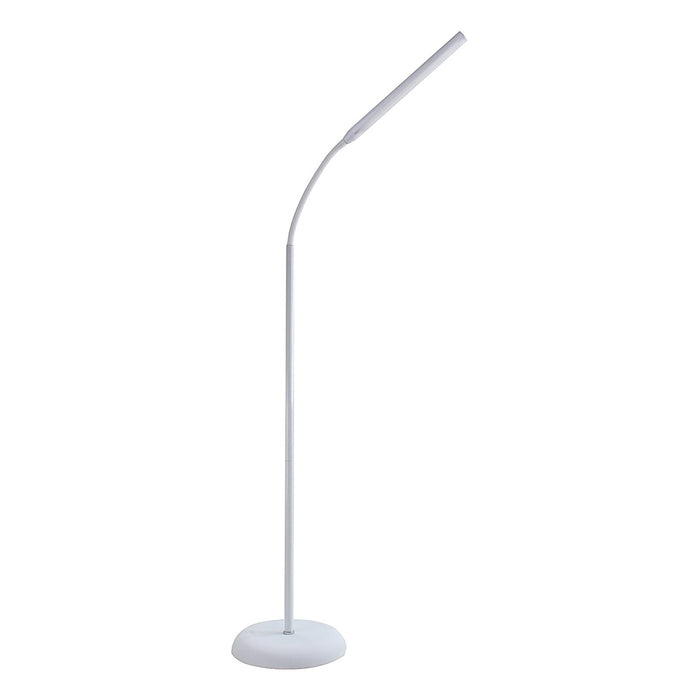 The Daylight Company Uno Floor Lamp, Touch Switch & Dimmer
