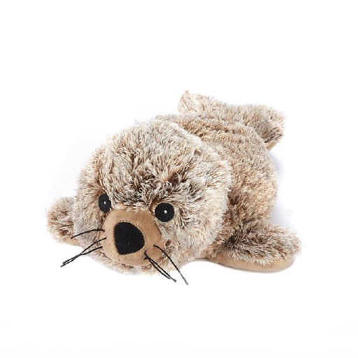 warmies seal heatable soft toy