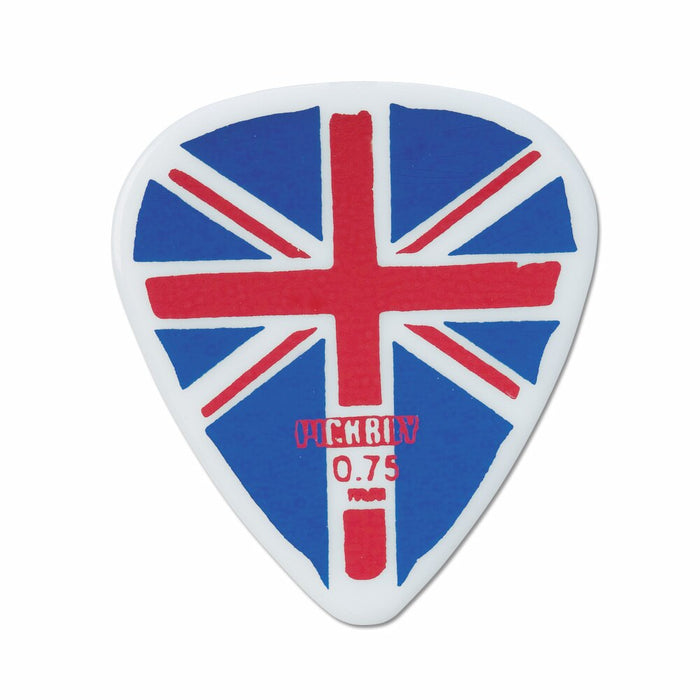 6 Pickboy Guitar Picks/Plectrums - Design