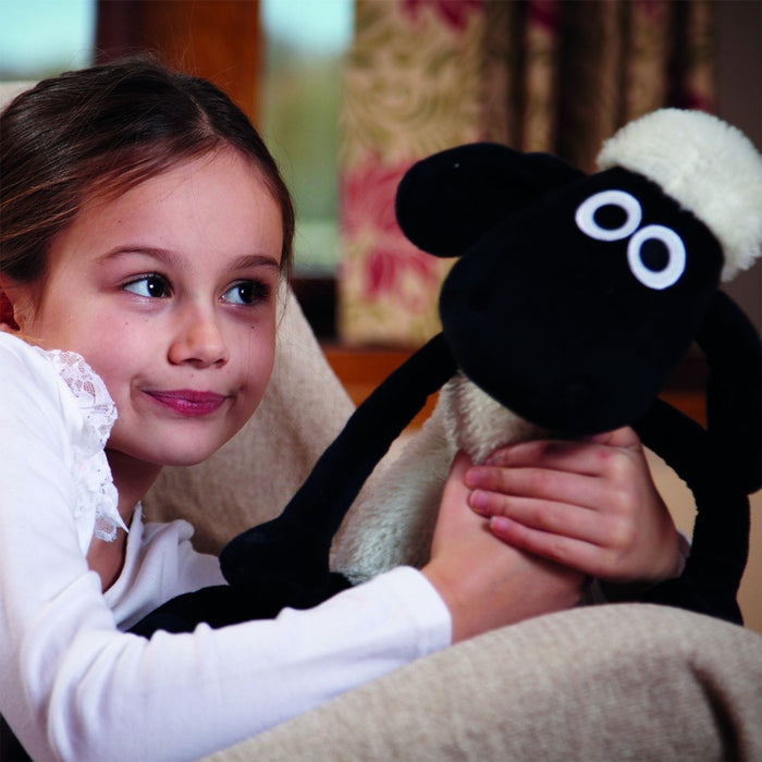 Warmies Mircowavable Heat Up Scented Soft Cuddly Toy Shaun the Sheep Character