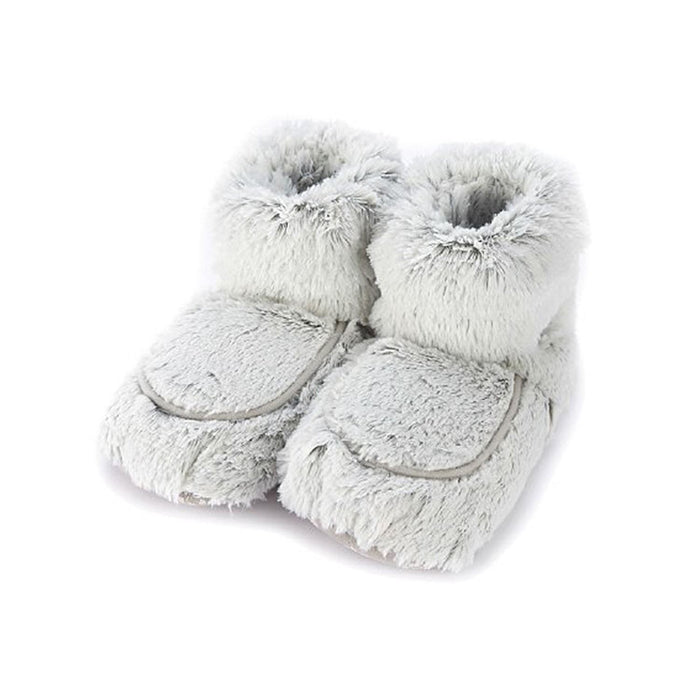 Warmies Microwavable Heat Up Soft Slipper Boots Lavender Scented Booties - Various