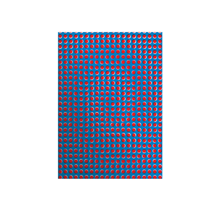 Daycraft Illusions A5 Lined Notebook, 176 Pages, Various Colours