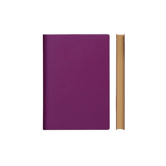 Signature Notebooks Fine Italian PU Soft Cover- Various Colours, A5, A6, Lined, Grid or Plain