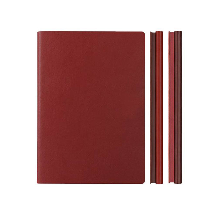 Daycraft A5 Signature Duo Notebook, 160 Pages,  W151 mm x H212 mm, Various Colours