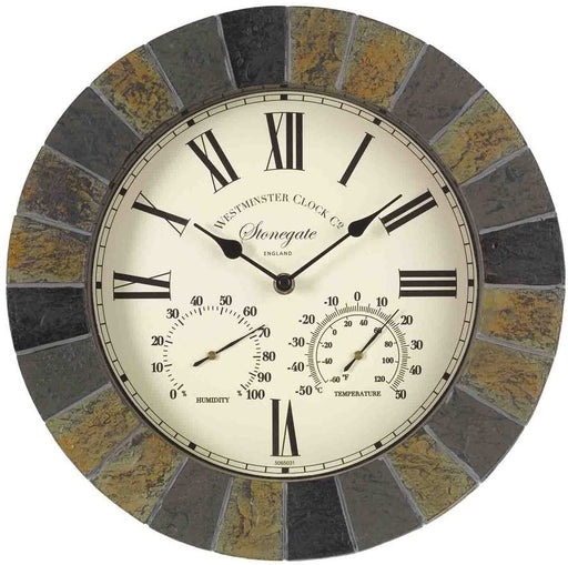 Outdoor Indoor Stonegate Clock