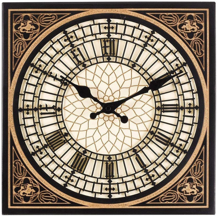 Little Big Ben London Inspired Wall Clock