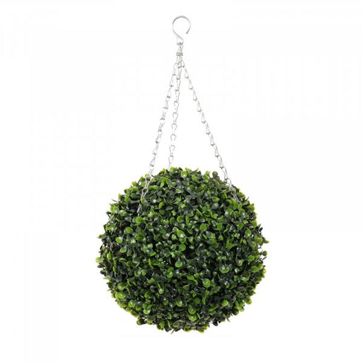 Shop Now Outdoor Garden Topiary Ball With Hanging Chain