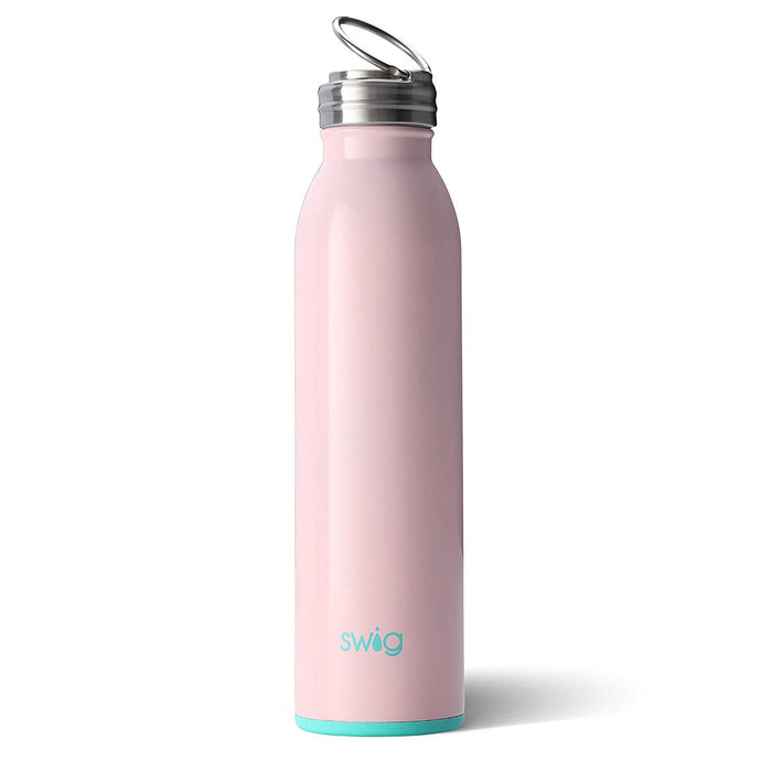 Swig Life Reusable Eco-Friendly Water Bottle With Insulated Stainless Steel & Non-Slip Base 590ml